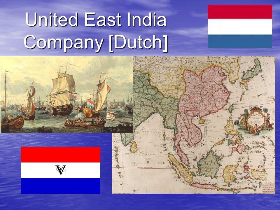 United East India Company [Dutch]
